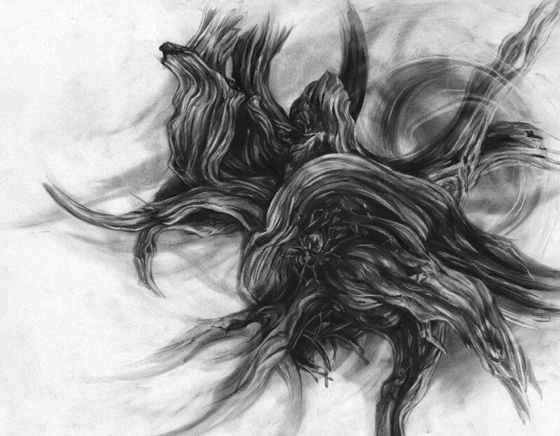 "Annika Romeyn: ""My response to Wavering wood, whirling metal by Jenny Hettne"""