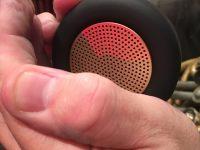 Loudspeaker, undulating